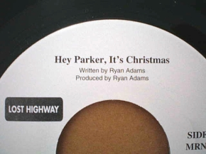 Christmas Download: Ryan Adams – Hey Parker, It's Christmas