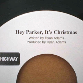 Christmas Download: Ryan Adams – Hey Parker, It'sChristmas