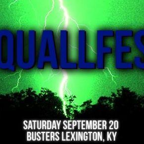 Concert Announcement: Squallfest (19-20 September2014)
