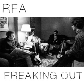 Review: RFA – Freaking Out