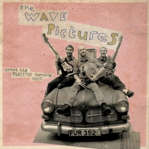 First Listen: The Wave Pictures – Pea Green Coat